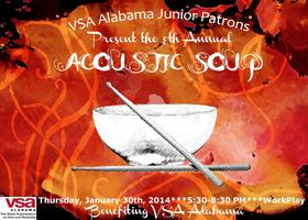 RESCHEDULED!!!  8th Annual Acoustic Soup