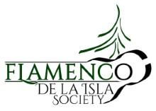 Flamenco de la Isla Society logo