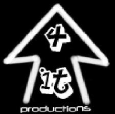 Up 4 It Productions logo