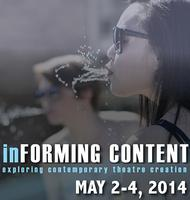 inFORMING CONTENT 2014 - DAY 2: Performances by...