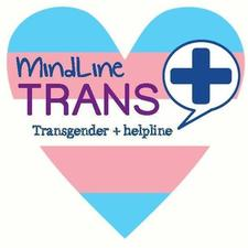 Mindline Trans+ & St John the Baptist Church Bridgwater logo