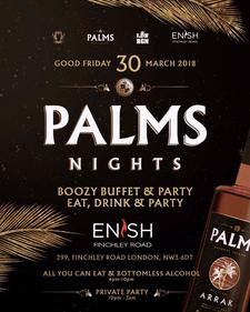 Palm Nights logo