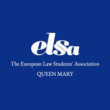 ELSA Queen Mary logo