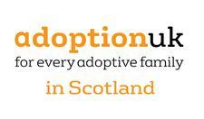 Adoption UK in Scotland  logo