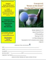 """Brown on the Green"" Charity Golf Tournament"