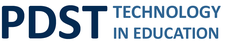 PDST Technology in Education logo