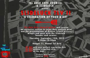 INVITATION: Slideluck- Celebration of Food & Art,...
