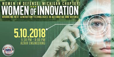 Women of Innovation: Advancing Next Generation Technologies in Automotive and Defense