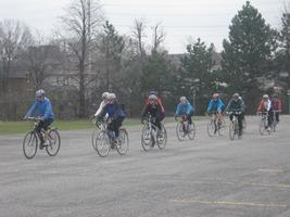 2014 Learn to Group Ride: 4hr clinics