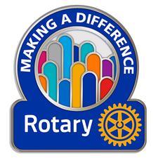 Bakersfield East Rotary Club logo