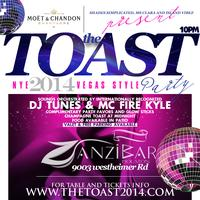 Moët presents THE TOAST - NEW YEARS EVE party!