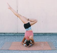 Scoria World Yoga logo