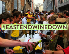 #EASTENDWINEDOWN