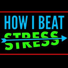 How I Beat Stress logo