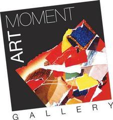 Art Moment Gallery  logo