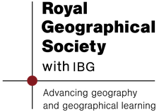 The Royal Geographical Society logo