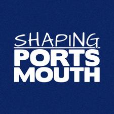 Shaping Portsmouth logo