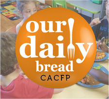 Our Daily Bread CACFP logo