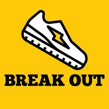 BREAK OUT logo