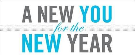 A New Year a New You!