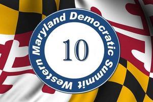 10th Annual Western Maryland Democratic Summit