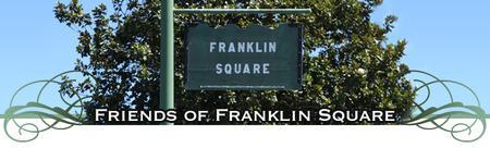 Franklin Square Park Community Meeting Jan 14, 2014