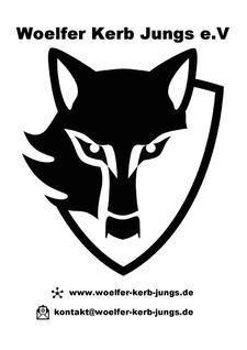 Die Wölfer Kerb Jungs ev. logo