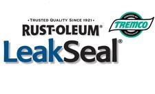 Rust-Oleum LeakSeal logo