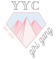 YYC Girl Gang logo