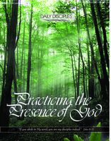 Daily Disciples Bible Study: Practicing the Presence...