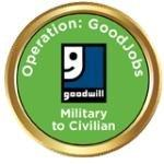Goodwill of the Olympics & Rainier Region Operation:  GoodJobs logo