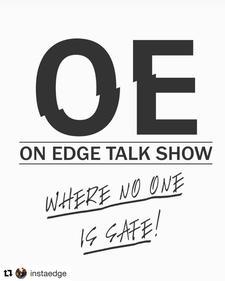 ON EDGE Darnell & Jules  logo