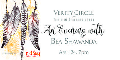 An Evening with Bea Shawanda