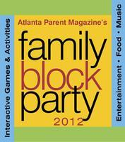 Atlanta Parent Magazine's Family Block Party 2012