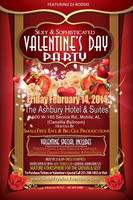 Valentine's Day Party - Sexy & Sophistcated