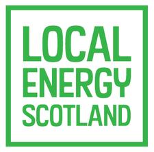 Local Energy Scotland logo
