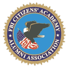 FBI Norfolk Citizens Academy Alumni Association logo