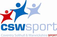 The event is organised by the County Sports Partnership of Coventry, Solihull and Warwickshire and ran in partnership with your Local Authority and Workshop provider.  logo