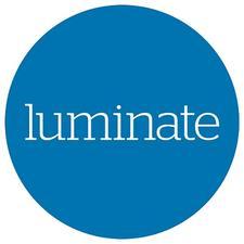Luminate, Scotland's creative ageing organisation logo