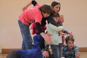 Playbox Theatre Workshop (Ages 5-10)