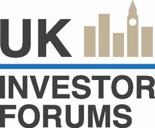 UK Investor Forums + MiningMaven logo