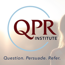 QPR Suicide Intervention Skills Training logo
