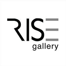 RISEgallery logo