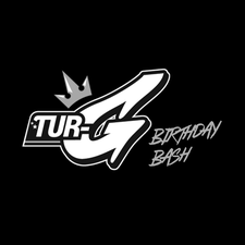 Tur-G Birthday Bash logo