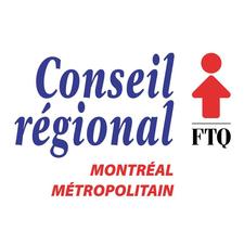Conseil régional FTQ Montréal métropolitain logo