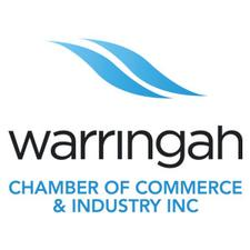 Warringah Chamber of Commerce & Industry logo