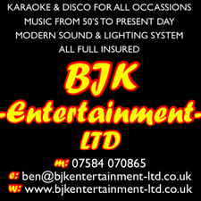 BJK Entertainment Limited logo