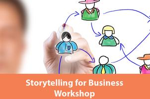 1-Day Workshop: Storytelling in Business - Tony Chow