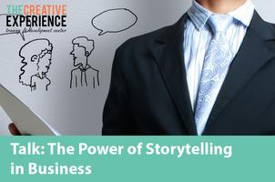 Talk: The Power of Storytelling in Business - Tony Chow