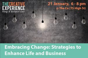 Talk: Embracing Change - Strategies to Enhance Life...